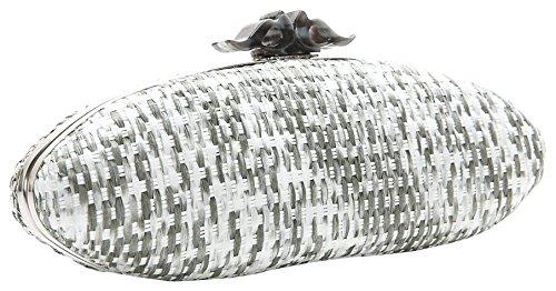 ABBACINO - Ss16 Abbacino Cocktail Ramatuelle /  Grey, Cartella Con Manico da donna, grigio (grey), taglia unica