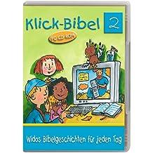 Klick-Bibel 2. CD-ROM für Windows. Widos Bibelgeschichten für jeden Tag