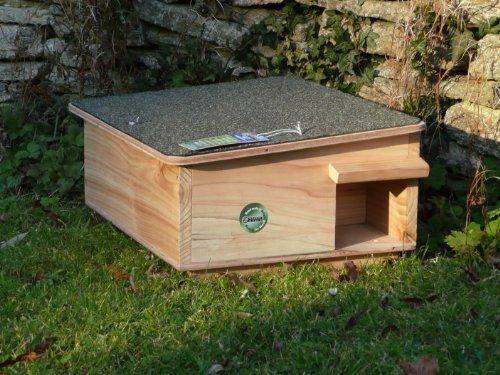 Hedgehog Feeder/House Test