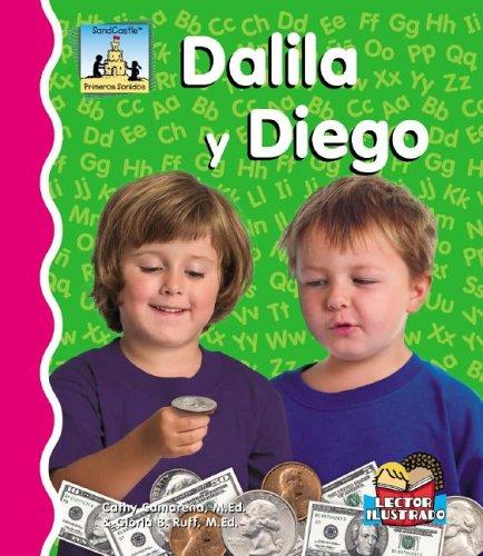 Dalila Y Diego (Primeros Sonidos / First Sounds) por Cathy Camarena