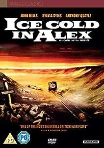 Ice Cold In Alex  (Digitally Restored) [DVD]