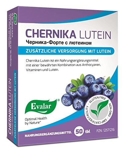 CHERNIKA LUTEIN Черника-Форте с лютеином