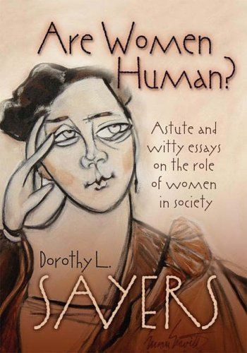 Book cover for Are Women Human?