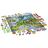 Hasbro B7409 - Risk Europe Premium Edition - Enhanced Family Board Game of Medieval Conquest