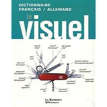 Le visuel : Dictionnaire français-allemand