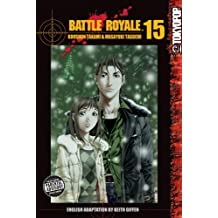 Battle Royale Volume 15