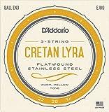 D\'Addario EJ89 Cordes pour Lyra