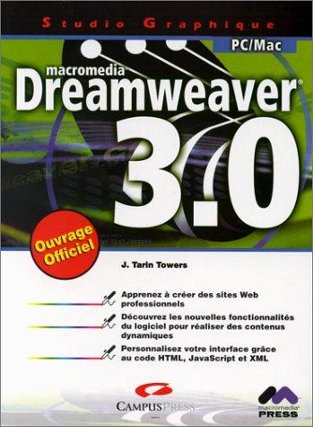 Studio Graphique. Dreamweaver 3.0