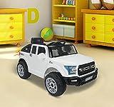 Questa macchina elettrica modello jeep realizzerà il sogno di ogni bambino di avere un'auto. È un giocattolo sicuro e divertente, completo di cintura di sicurezza, lucie musica. Descrizione:   • Adatto ai bambini di età compresa tra 3 e 8 an...
