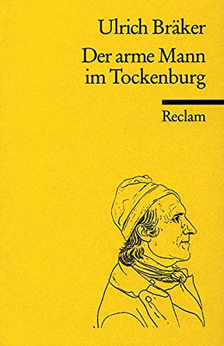 Der arme Mann im Tockenburg (Reclams Universal-Bibliothek)
