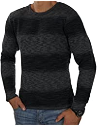 JACK   JONES Herren Strickpullover jorBASS Pullover Winter Herbst Frühling  Regular Fit 51b1c24ab9