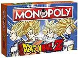 MONOPOLY Dragonball Z Edition für Fans! Die Saga rund um Son Goku, Trunks, Vegeta und Son Gohan! | Brettspielklassiker trifft auf DBZ (Spielzeug)