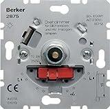 BERKER 2875 Dimmer Dreh/Druckkn 60-600W UP