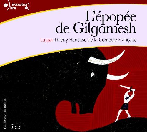 L'Épopée de Gilgamesh CD