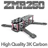 ZMR250 V2 FPV Racing Frame - 3K Carbon Rahmen - N-FACTORY-DE
