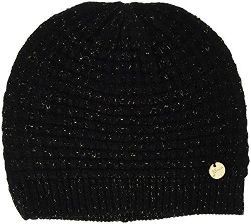 GUESS Damen Fedora Not Coordinated Hat-AW6361WOL01 Schwarz (Bla Black), M (Herstellergröße: M)