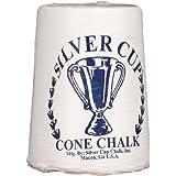 Silver Cup Billiard Cone Chalk