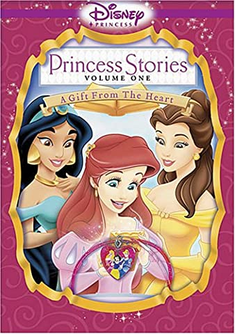 Disney Princess Stories 1: A Gift From the Heart [Import USA Zone 1]
