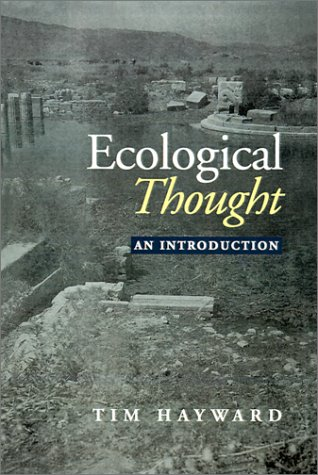 Ecological Thought: From Nationalism to Globalization: An Introduction