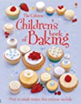 Children's Book of Baking (Usborne Fi...
