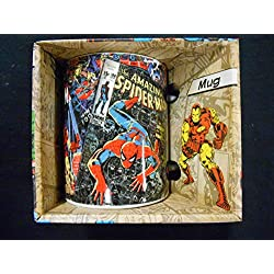 Marvel Comic Book Covers Mug