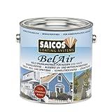 Saicos 7230 301 Bel Air Holzspezialanstrich Schwedenrot 0.75 l