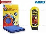 ABRO-Car-Scratch-Remover-SR-800-(240-ml)+Microfiber-Cloth