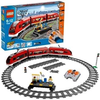 LEGO City 7938: Passenger Train