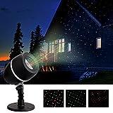LED Lichteffekt,Innen/Außen IP65,Bühnenbeleuchtung,3 Farben/Modi,Dynamische/Statische...