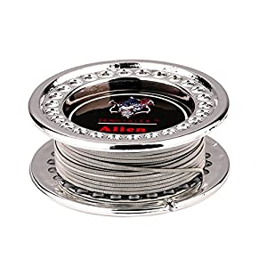 Alien diy Wire Heating Wire Hive Alien Fusing Clapton Flat Twisted Mix Wire Demon Killer