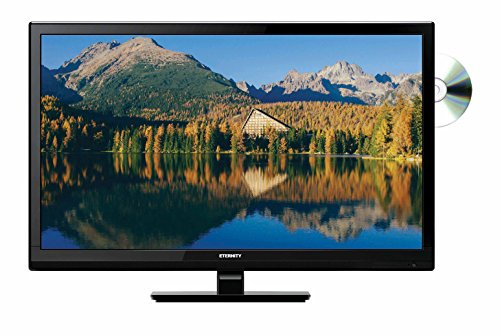 Eternity 24-Inch HD Ready 720p LED TV with Freeview HD and DVD