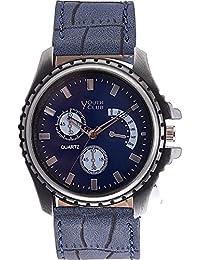 Youth Club Ultimate Urban Casual Analog Blue Dial Boy's Watch-ANT-35BU57
