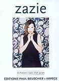 Partition : Zazie 26 chansons