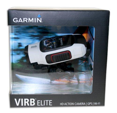 Garmin Virb Elite - Cámara de acción de 1080p (con conexión WiFi y tecnología GPS)