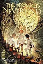 The Promised Neverland, Vol. 13: The King of Paradise (English Edition)