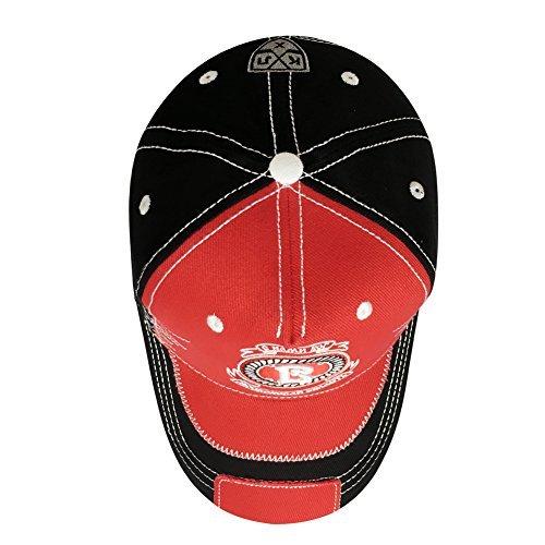 ACTIVE Unisex di sport Baseball Caps cappello registrabile curvo visiera