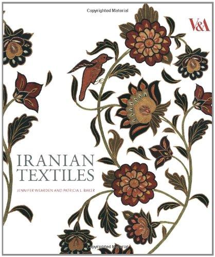 Iranian Textiles por Jennifer Wearden