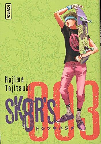 SK8R'S, tome 3