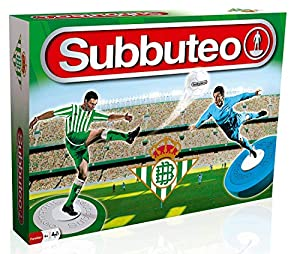 Eleven Force Subbuteo Playset Real Betis, Multicolor, Talla Única (11985)