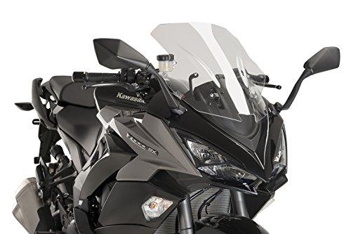 Puig 9408W Racing Cúpula para Moto, Transparente