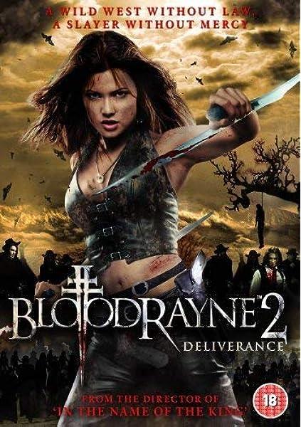 Bloodrayne 2 Deliverance Dvd Amazon Co Uk Michael Pare Uwe