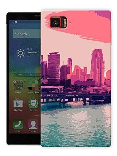 "Humor Gang Sky And Water Poster Art Printed Designer Mobile Back Cover For ""Lenovo Vibe Z2 Pro K920"" (3D, Matte Finish, Premium Quality, Protective Snap On Slim Hard Phone Case, Multi Color)"