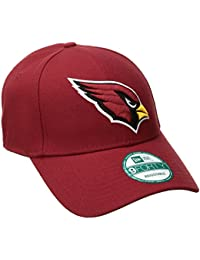 New Era The League 9Forty Adjustable Cap Arizona Cardinals Rot