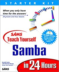 Sams Teach Yourself Samba in 24 Hours (Teach Yourself in 24 Hours Series)