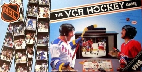 VCR Hockey Game by Interactive V...