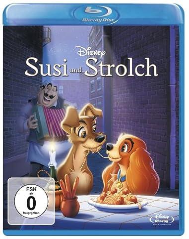 Susi und Strolch [Blu-ray]