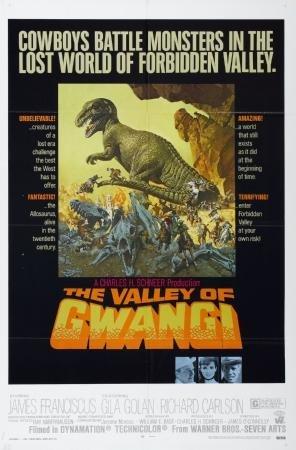 La Vallee De Gwangi - Vallée de gwangi Poster du film La
