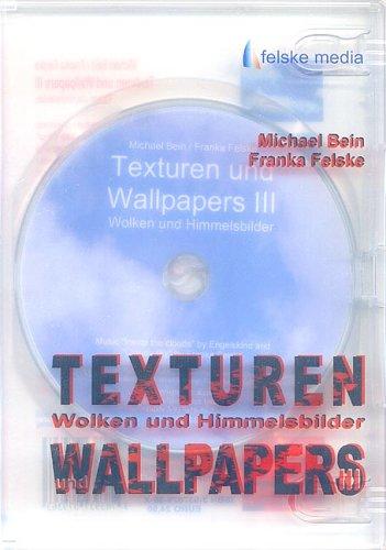 Wolken Wallpaper (Texturen und Wallpapers 3. Wolken und Himmelsbilder. CD-ROM.)