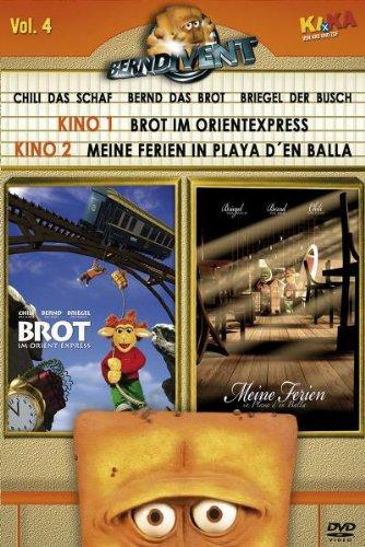 Vol. 4 - Brot im Orientexpress / Meine Ferien in Playa d'en Balla