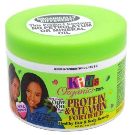 Africa's Best Remède Kids Organics Riche en protéines et vitamines 222 ml (Lot De 6)